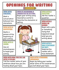 Writing hooks junior language teaching writing, writing и writing skills. Writing Strategies, Writing Lessons, Writing Resources, Teaching Writing, Writing Skills, Essay Writing, Writing Tips, Narrative Essay, Hooks For Writing
