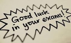 Exam Day, Good Luck, Property Management, Events, Best Of Luck