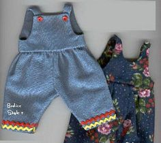 """Free doll clothes patterns, all sizes: patterns for 12"""", 18"""", Barbie and baby dolls, and fashion doll clothes. Make doll clothes with patterns for fabric and crochet. Free patterns for all sizes."""