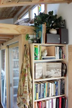 Natalie's Peaceful & Free-Spirited Tiny Home on Wheels
