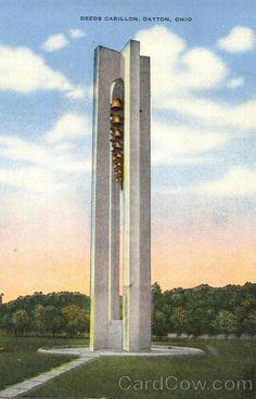 the Bells at Carillon Park - Dayton, Ohio
