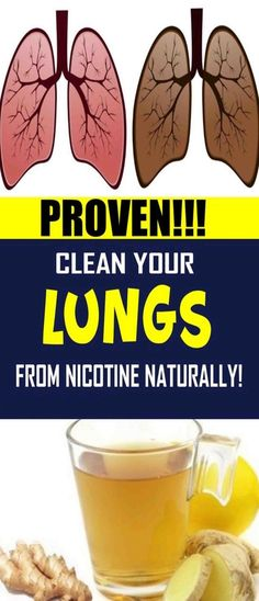 Clean Your Lungs From Nicotine Naturally - We all in all understand that smokers have much higher threat of getting dang. Natural Teething Remedies, Natural Remedies, Herbal Remedies, Home Remedies, Health Tips, Health And Wellness, Health Benefits, Health Care, Health Motivation