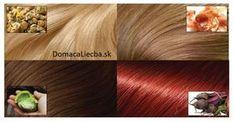 Vedeli ste, že na odlišné sfarbenia vlasov môžete využiť aj prírodné prostriedky namiesto škodlivých chemických farieb? Ukážeme vám aké.