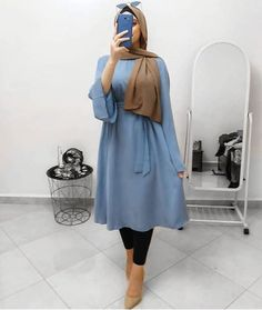 Tall Fashion Tips .Tall Fashion Tips Hijab Fashion Summer, Modest Fashion Hijab, Modesty Fashion, Modest Outfits Muslim, Muslim Women Fashion, Islamic Fashion, Girls Fashion Clothes, Fashion Outfits, Fashion Tips