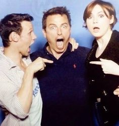 Was always upset John Barrowman wasn't on during Matt Smith's tenure as #DoctorWho I can't even imagine the dynamics but oh, do I want to!