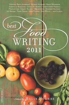 'The Best Food Writing' series of books.