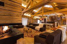 Chalet Montagnole www.chalet-prestige.com