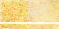 #scrapbooking paper amber sky - polish folk collection by GOscrap