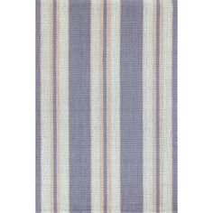 With its laid-back luxe look and soothing blue and pink tones, this eco-friendly, indoor/outdoor rug is perfect for the porch, the patio, the parlor, and everywhere in between.Made of 100% PET, a polyester fiber made from recycled plastic bottles. • FEATURES & BENEFITS: Eco-friendly polyester fiber made from recycled plastic bottles; durable construction, UV-treated for fade resistance; soft, wool-like texture; lightweight, low profile, reversible; washable, scrubbable, and bleachable.  • WH