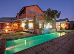 5 bed property for sale in BIRCHLEIGH in Gauteng, Kempton Park, Birchleigh. Residential property has 5 bed, 4 bath. Private Property, Property For Sale, Airbnb Accommodation, Kempton Park, 5 Bedroom House, Modern Mansion, Underfloor Heating, Property Search, Stairways