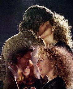 ksc There you go.. River Song, Melody pond.. You're the woman who married me ☺♥♥