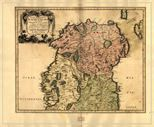 The Scots-Irish migrants who left Ulster in 1718 hailed from two particular districts in County Londonderry. The first group were from the Bann Valley area north of Garvagh and Kilrea, which included the parishes of Aghadowey, Macosquin, Kilrea, Dunboe, and Ballywillin. The second group came from the Foyle Valley area including the Laggan of co. Donegal & parts of counties Londonderry & Tyrone, north of Strabane. Map of the North of Ireland [http://www.loc.gov/index.html]
