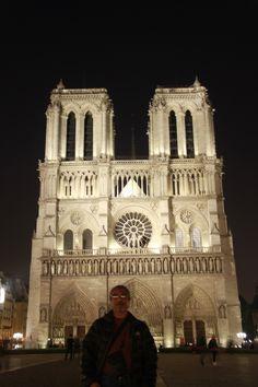 First night In Paris.