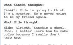 kaneki hide - Google Search