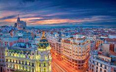 ¡Oh Madrid!   retratos de la vida