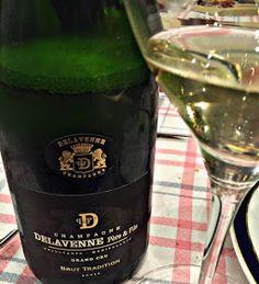 El Alma del Vino.: Champagne Delavenne Père & Fils Grand Cru Brut Tradition