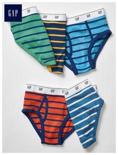 Stripe underwear (5-pack)