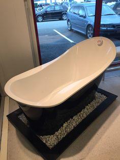 Her skal det nytes 😍 Bathtub, Bathroom, Standing Bath, Washroom, Bath Tub, Bathtubs, Bathrooms, Bath