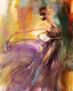 Anna Razumovskaya: Aphrodite