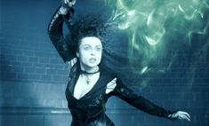 Bellatrix Lestrange is my favorite villain. Her attitude and...