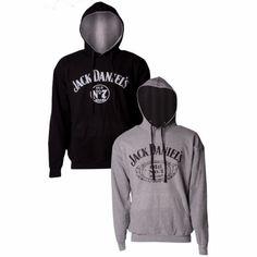 Jack Daniel's Reversible Hoodie