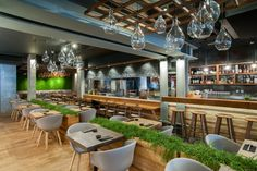Дизайн ресторана Ресторан Мураками г.Лондон