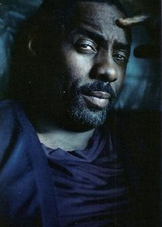 Idris Elba -- if his head was shaved smooth-- would make a good Pyle in The Seahorse Legacy and The Sunken Realm Idris Elba, Luther, Black Is Beautiful, Gorgeous Men, Look At You, How To Look Better, Actor Idris, Raining Men, How To Pose