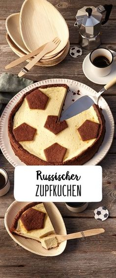 Russian zupfkuchen - Pluck and sweets while the professionals kick: In the REWE recipe, we are presenting a Russian pluc - Chocolate Crepes, Chocolate Chip Pancakes, Pug Cake, Best Pancake Recipe, Best Sweets, Homemade Pancakes, Cookie Do, Mini Desserts, Creative Food