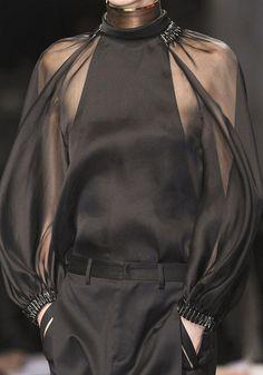 Givenchy, Spring 2013, Details