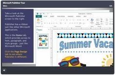 Computer Applications Lesson Plans: Microsoft Publisher Curriculum