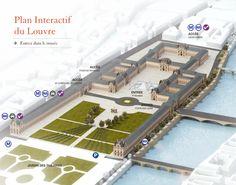 Musée du Louvre | UZIK | Agence de communication interactive