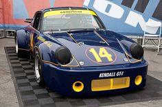 Porsche 934. Al Holbert