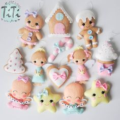 1 million+ Stunning Free Images to Use Anywhere Felt Decorations, Christmas Decorations To Make, Holiday Crafts, Felt Diy, Felt Crafts, Diy And Crafts, Felt Christmas Ornaments, Christmas Fun, Felt Patterns