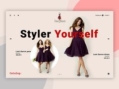 Dee black fashion landing page psd free adobe photoshop Wordpress Website Design, Responsive Web Design, Free Photoshop, Photoshop Design, Fashion Website Design, Fashion Design, Free Web Design, Psd Templates, Online Shopping Clothes