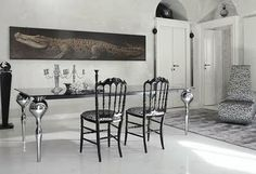 braxton and yancey: Tim Burton Inspired Home Décor in 3 Style Stories – Gothic, Modern Gothic and Fantastical.  This made me cackle, yes cackle --out loud-- with absolute delight!