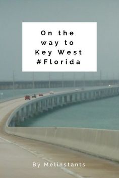 On the way to Key West By Melinstants Air Travel, Cheap Travel, Budget Travel, Travel Ideas, West Florida, Florida Keys, By Plane, Road Trip Hacks, Make Time