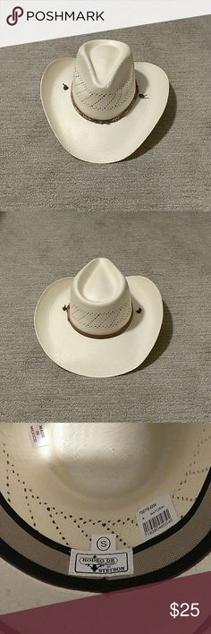 a567fc05e8c Stetson Cowboy Hat Authentic Stetson cowboy hat