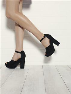 Primark - The Spring Edit women's footwear 2014 Platform heels £14