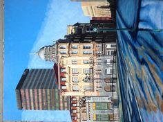 "Jose Ramón Muro - ""Wet and sunny day at Bilbao"" (Spain)"