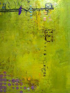 Lisa Pressman as featured in Art in the Studio Blogspot...(432×578)