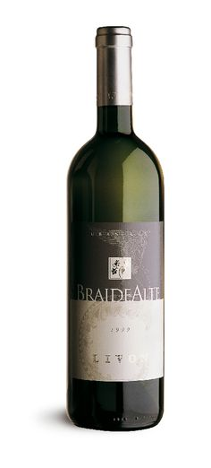 Livon_Gran_Cru_Braide_Alte Varietal: #Chardonnay, Sauvignon, Picolit, and Moscato Giallo  Color:  Intense straw yellow with golden reflections  Bouquet:  Fruity, flowery aromas with notes of spice  Taste:  On the palate it is warm, full-bodied, very elegant and enormously complex  #Food #Pairing:  Ideal with #fish of good structure, such as #swordfish; also matches well with white and red meat dishes  #wine #enthusiast #rating #90points http://buyingguide.winemag.com/search?q=livon braide…
