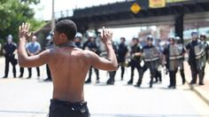 Tightly documented telling of events in Ferguson, Missouri following the police killing of an unarmed 18 year old, Mike Brown.