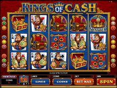 "★★★GAME SLOT LEMACAU"" KING OF CASH"" ★★★"