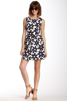 Sleeveless Floral Dress by Freeway on @HauteLook ($34)
