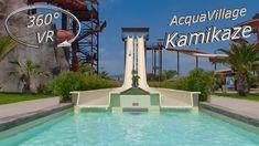 Acqua Village Cecina 2019 Kamikaze 360° VR Onslide Lost Frequencies, Brave, Music Clips, Vr, Outdoor Decor