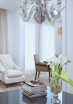 Dom Prešov 3d Interior Design, Accent Chairs, Curtains, Furniture, Home Decor, Upholstered Chairs, Blinds, Decoration Home, Room Decor