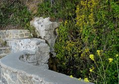 Big Sur Drinking Fountains - A Snippet of Road Trip History #highway1 #travel