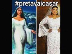 Preta Gil subiu ao altar com Rodrigo Godoy na última terça-feira (12), no Rio de Janeiro, e, apesar ... - Instagram