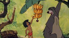 """Résultat de recherche d'images pour """"baloo livre de la jungle"""""""