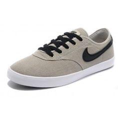 Købe Nike Regent Split Beige Sort Hvid Herre Skobutik | Ny Nike Regent Split Skobutik | Nike Skate Skobutik Butik | denmarksko.com